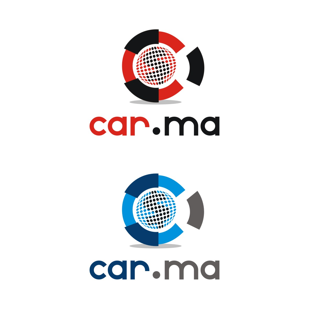 Logo Design by arteo_design - Entry No. 199 in the Logo Design Contest New Logo Design for car.ma.