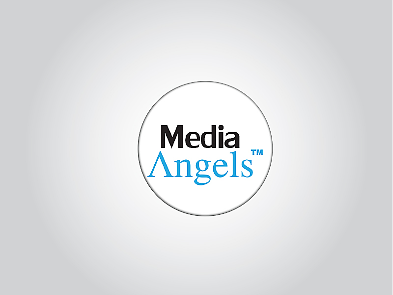 Logo Design by Mythos Designs - Entry No. 147 in the Logo Design Contest New Logo Design for Media Angels.