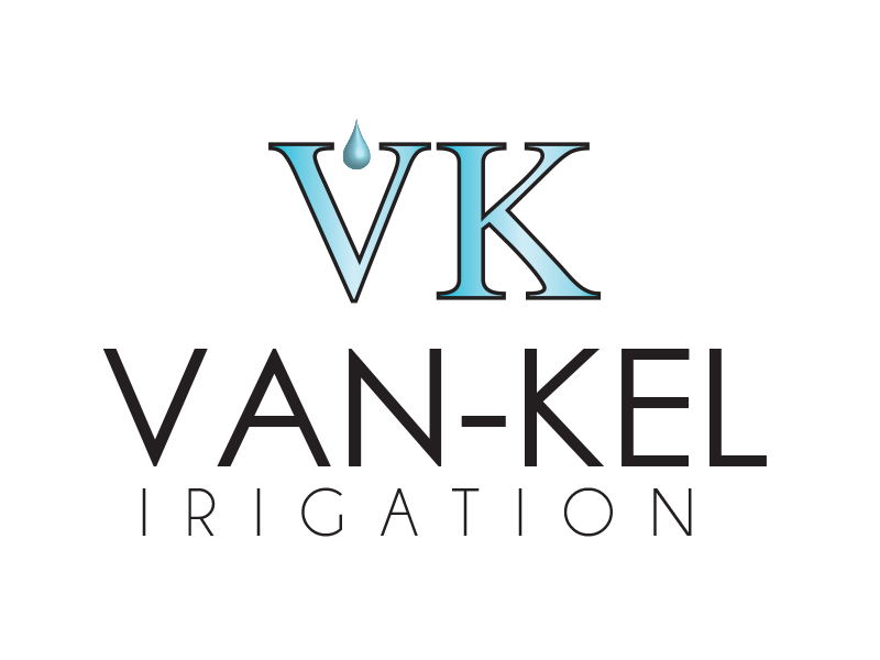 Logo Design by Mythos Designs - Entry No. 91 in the Logo Design Contest Van-Kel Irrigation Logo Design.