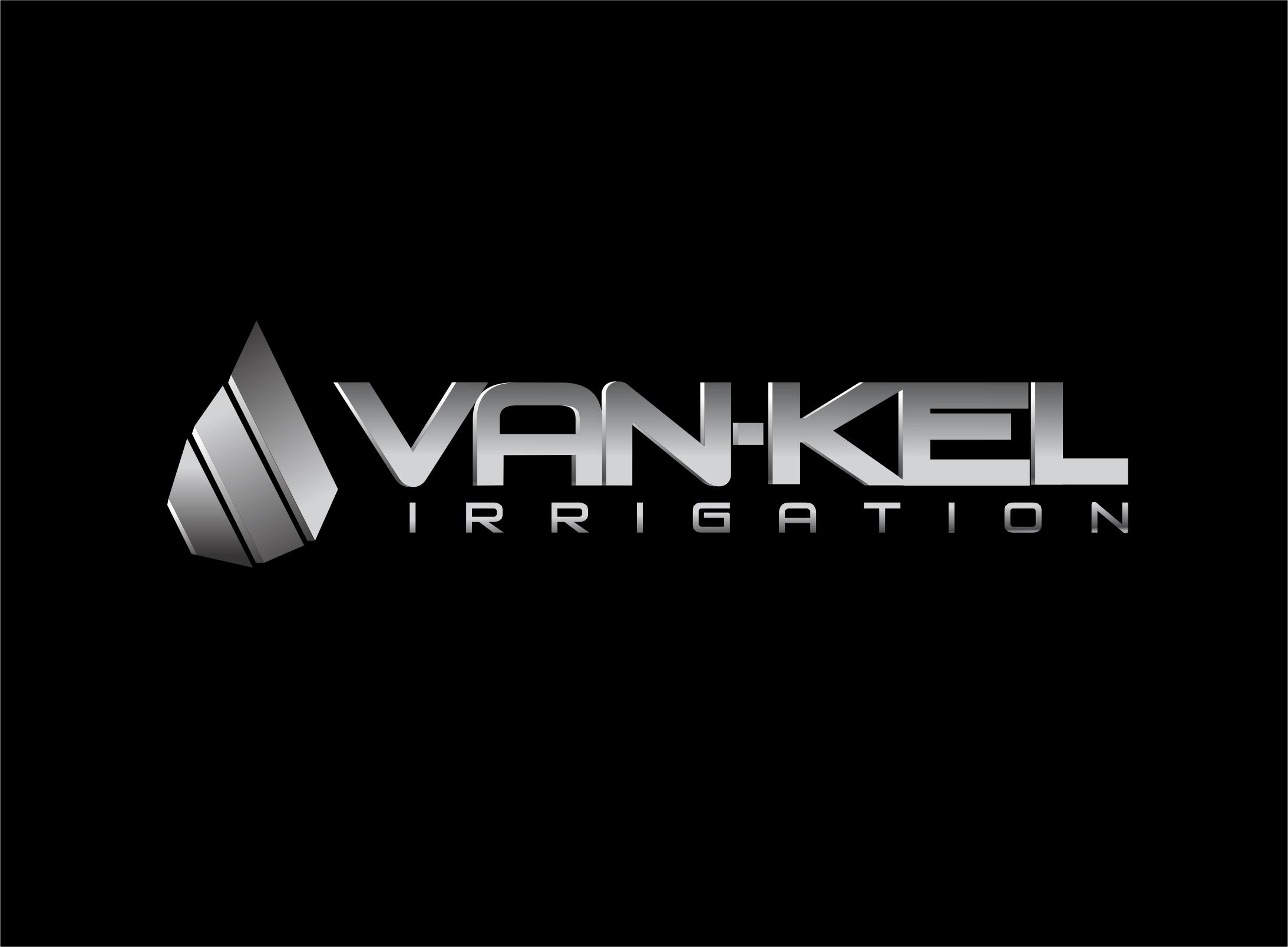 Logo Design by Zdravko Krulj - Entry No. 96 in the Logo Design Contest Van-Kel Irrigation Logo Design.