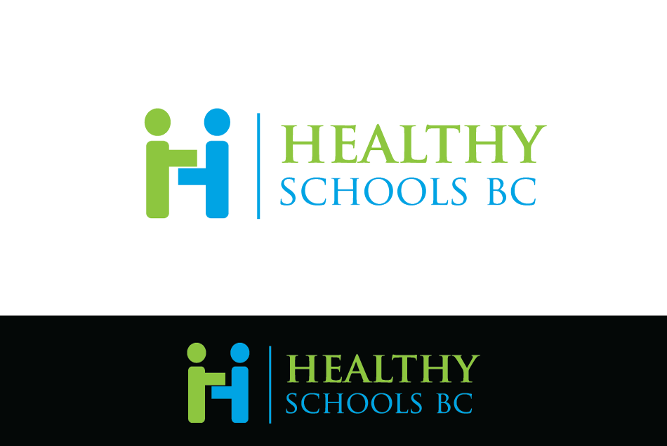 Logo Design by Dipin Bishwakarma - Entry No. 423 in the Logo Design Contest SImple, Creative and Clean Logo Design for Healthy Schools British Columbia, Canada.