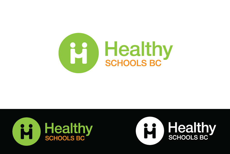 Logo Design by Dipin Bishwakarma - Entry No. 424 in the Logo Design Contest SImple, Creative and Clean Logo Design for Healthy Schools British Columbia, Canada.