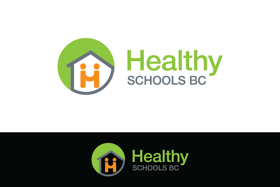 Logo Design by Dipin Bishwakarma - Entry No. 425 in the Logo Design Contest SImple, Creative and Clean Logo Design for Healthy Schools British Columbia, Canada.