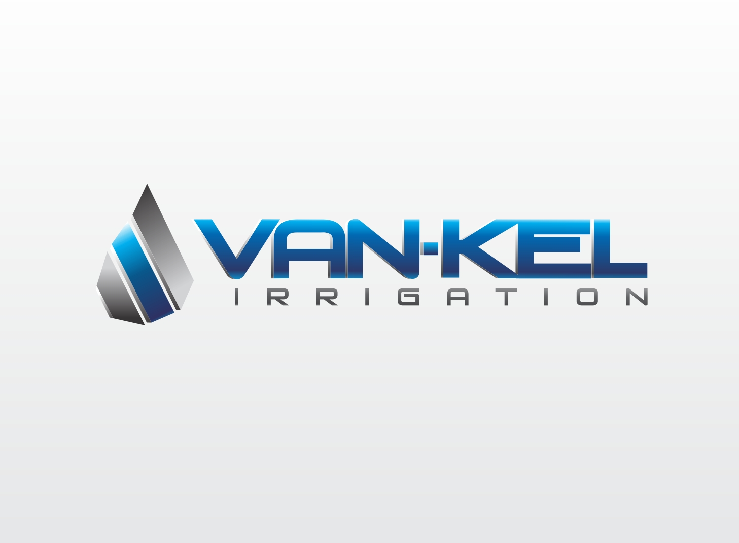 Logo Design by Zdravko Krulj - Entry No. 98 in the Logo Design Contest Van-Kel Irrigation Logo Design.