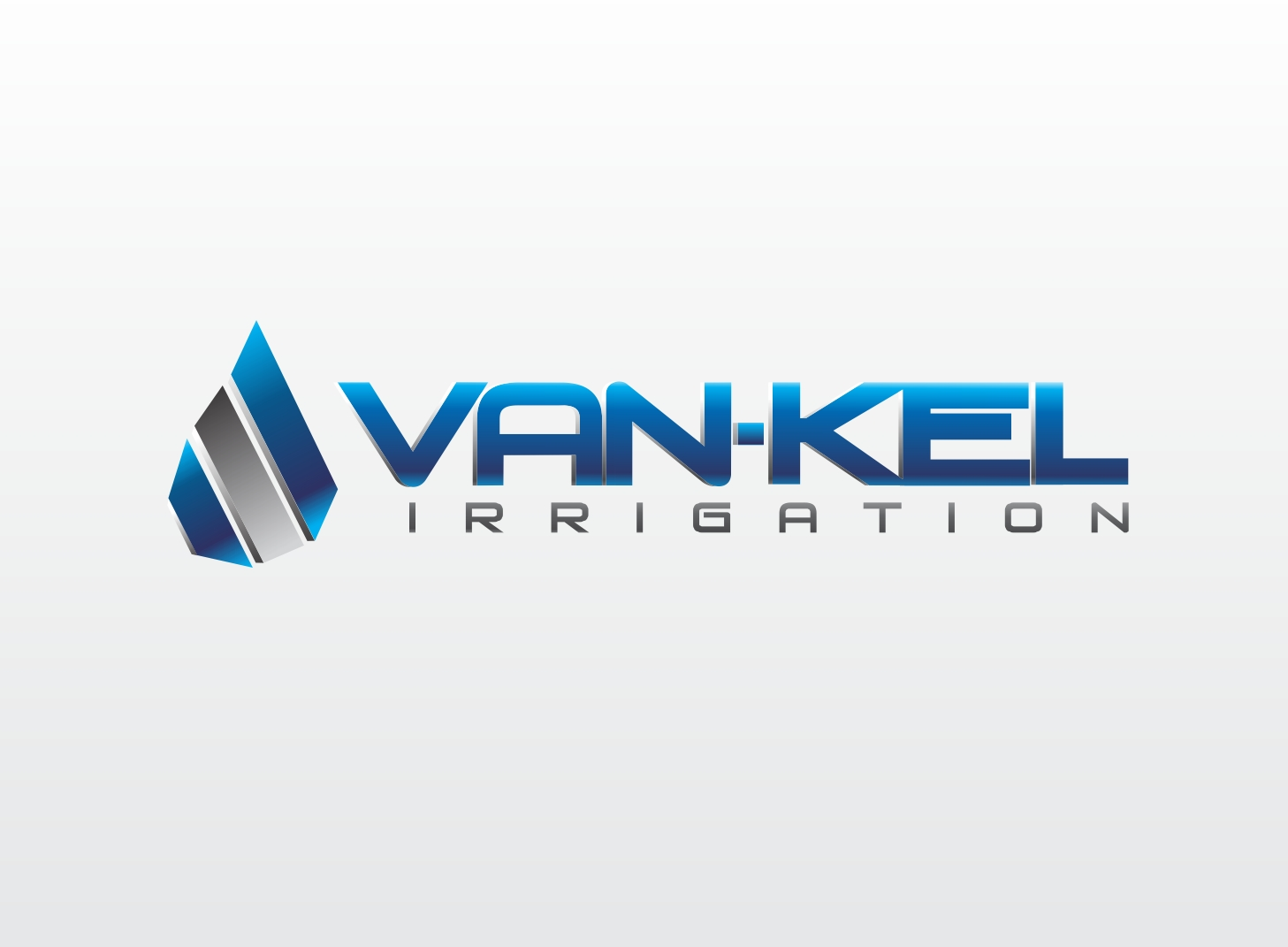 Logo Design by Zdravko Krulj - Entry No. 99 in the Logo Design Contest Van-Kel Irrigation Logo Design.