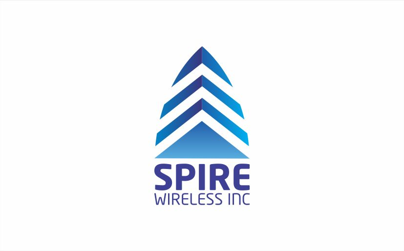 Logo Design by sihanss - Entry No. 184 in the Logo Design Contest Logo Design for Spire Wireless Inc.
