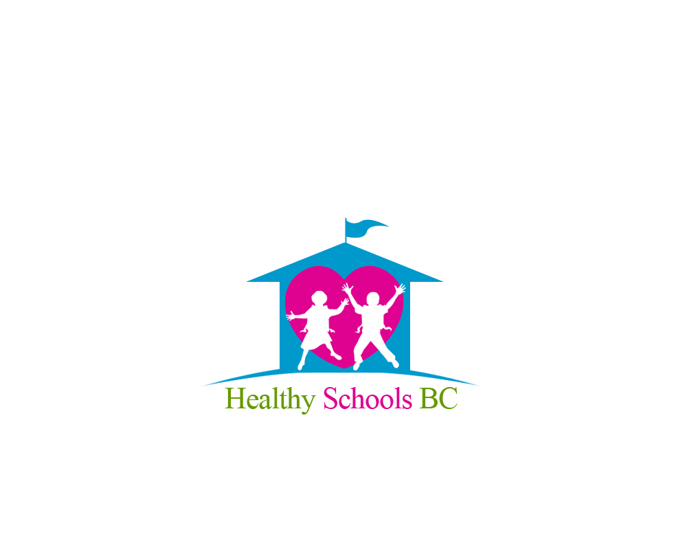 Logo Design by Private User - Entry No. 428 in the Logo Design Contest SImple, Creative and Clean Logo Design for Healthy Schools British Columbia, Canada.