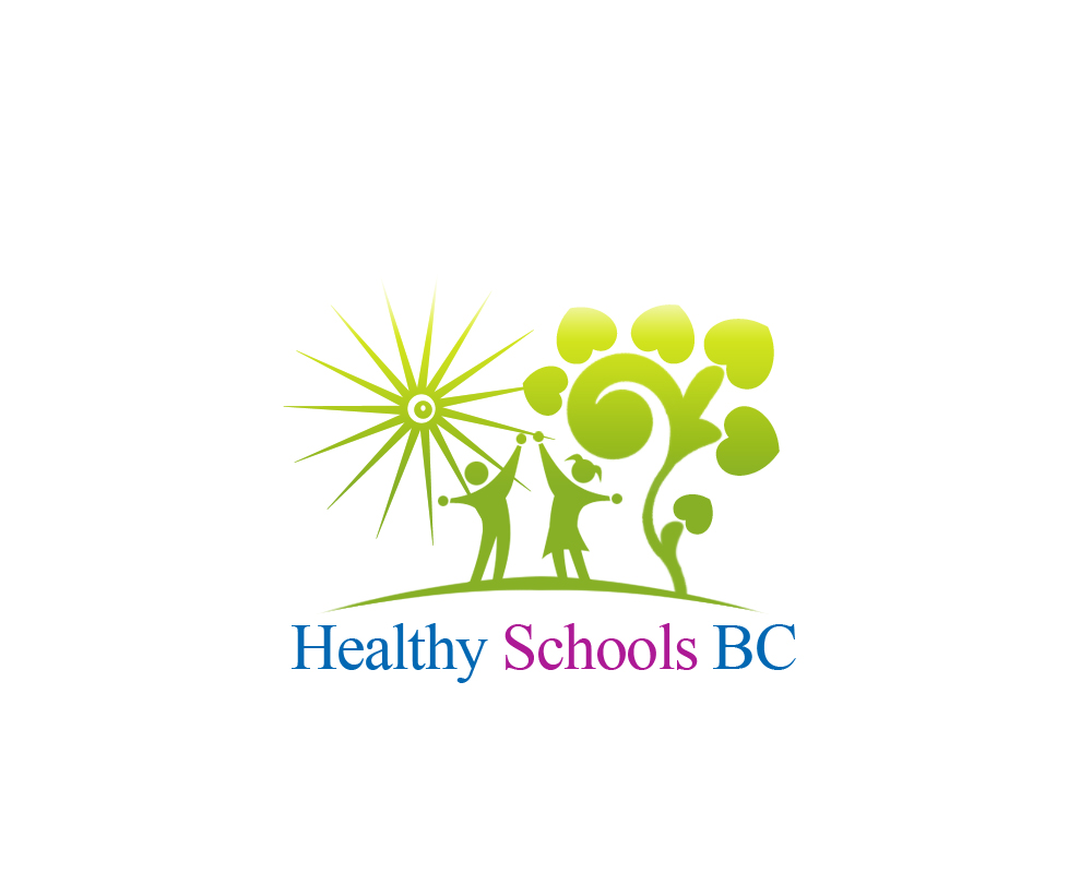 Logo Design by Private User - Entry No. 430 in the Logo Design Contest SImple, Creative and Clean Logo Design for Healthy Schools British Columbia, Canada.