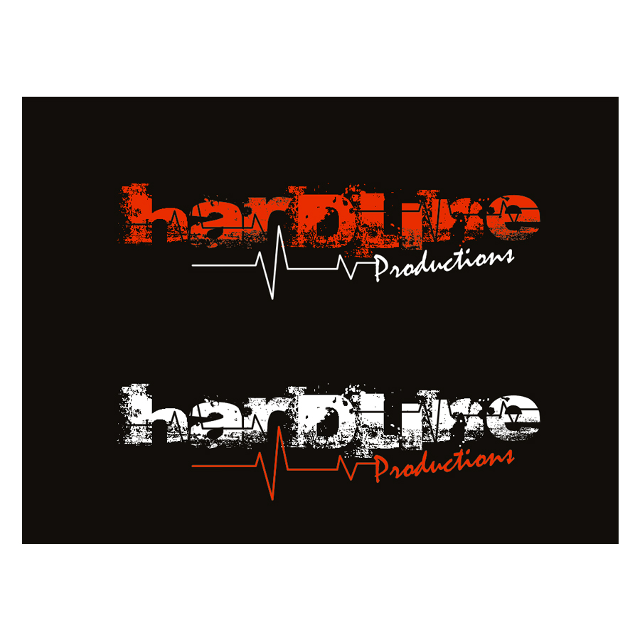 Logo Design by LukeConcept - Entry No. 95 in the Logo Design Contest Hardline Productions.