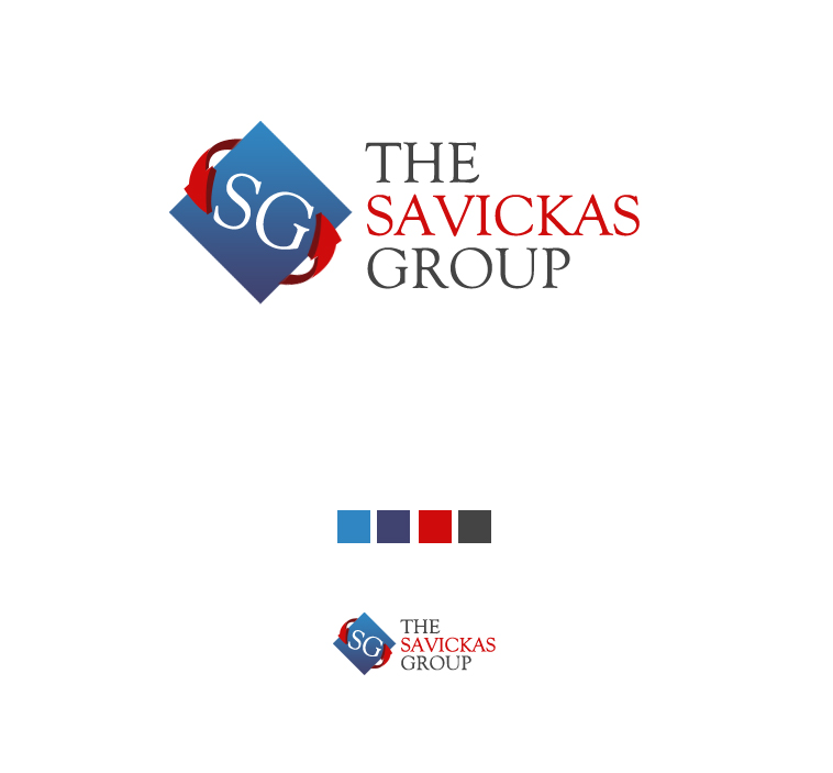 Logo Design by elmd - Entry No. 4 in the Logo Design Contest Logo Design Needed for Exciting New Company The Savickas Group.