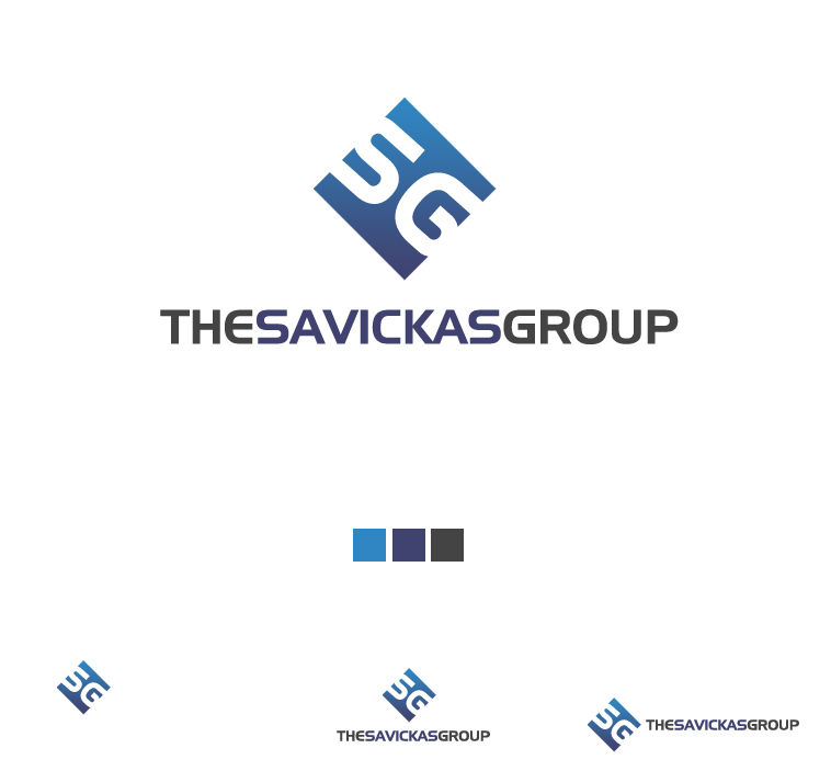 Logo Design by elmd - Entry No. 5 in the Logo Design Contest Logo Design Needed for Exciting New Company The Savickas Group.