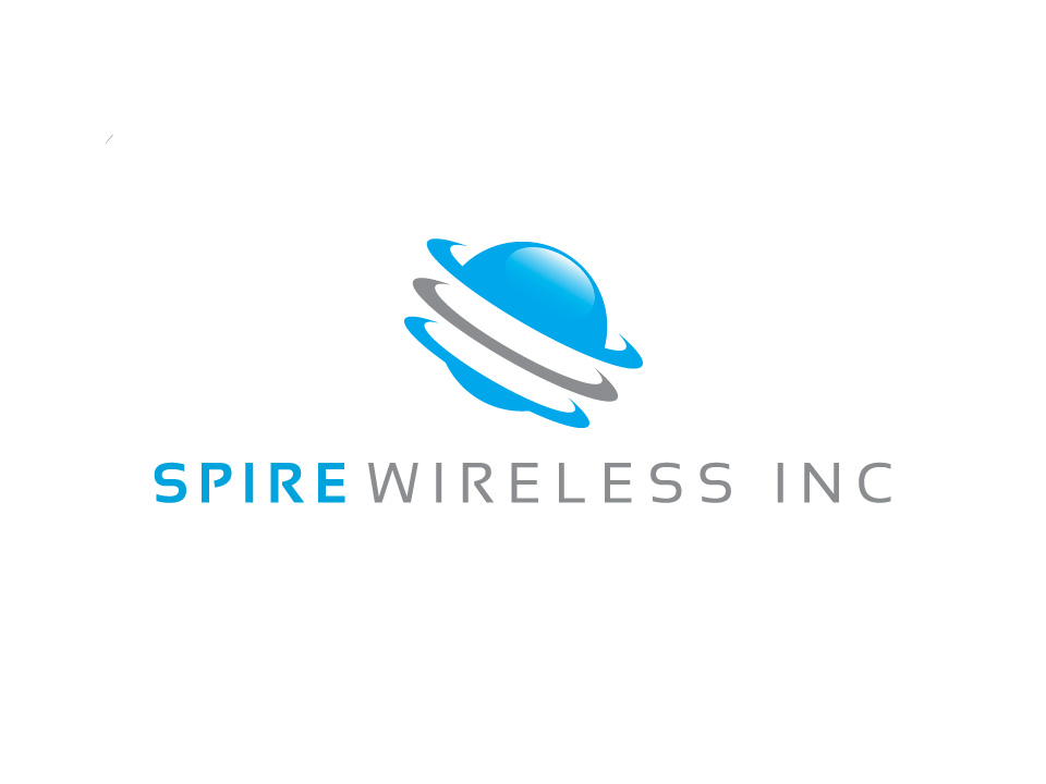 Logo Design by ffer1985 - Entry No. 185 in the Logo Design Contest Logo Design for Spire Wireless Inc.