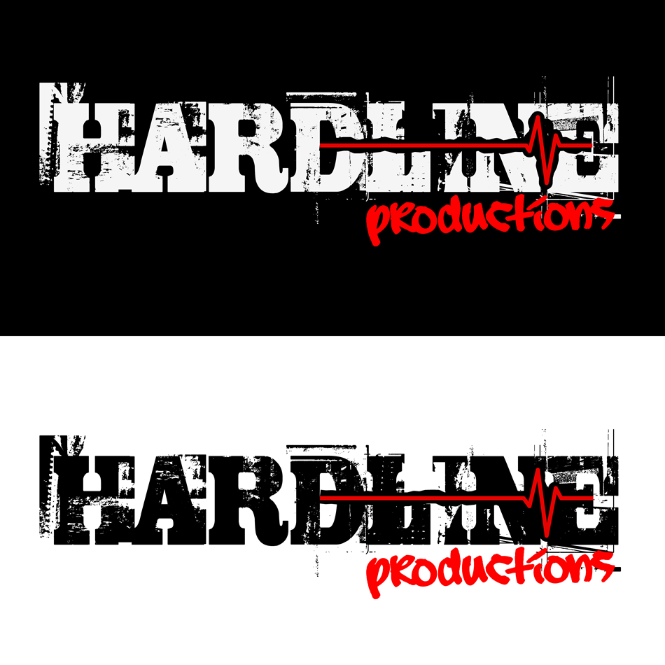 Logo Design by xenowebdev - Entry No. 96 in the Logo Design Contest Hardline Productions.