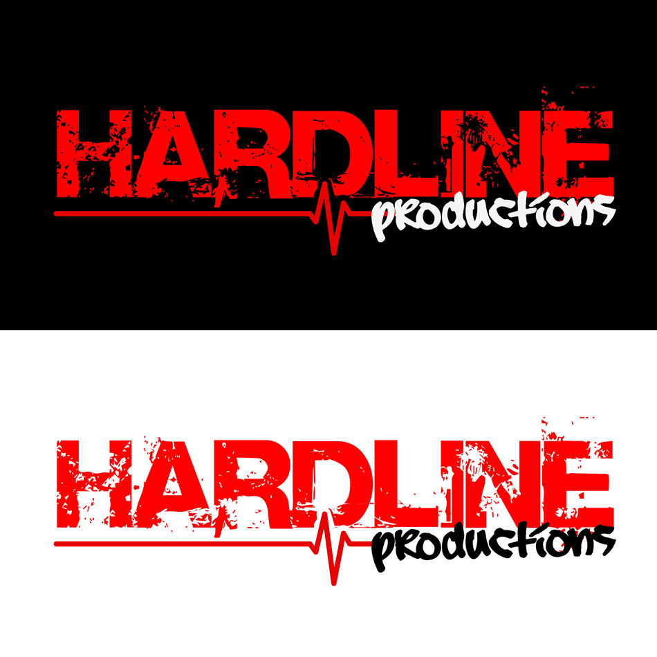 Logo Design by xenowebdev - Entry No. 97 in the Logo Design Contest Hardline Productions.