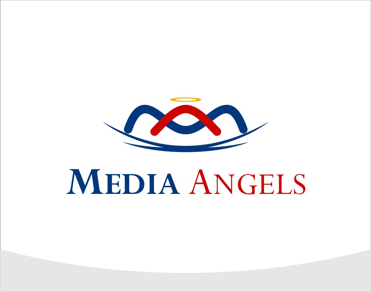 Logo Design by Armada Jamaluddin - Entry No. 152 in the Logo Design Contest New Logo Design for Media Angels.