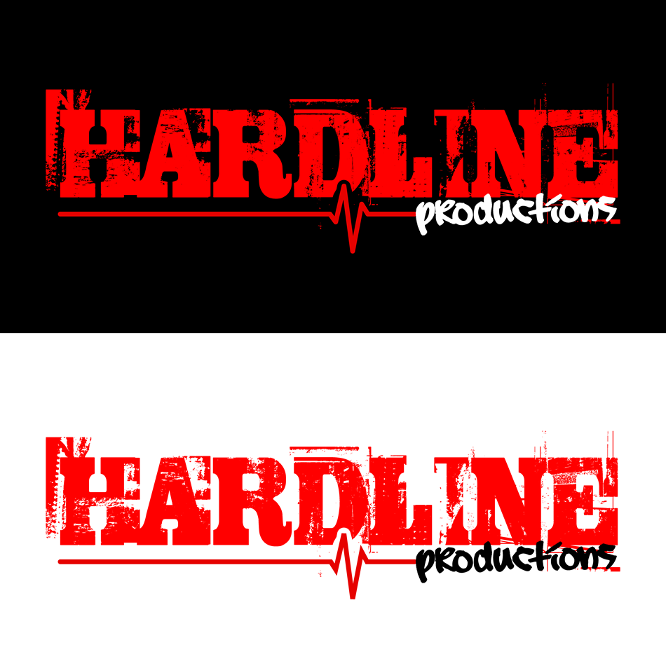 Logo Design by xenowebdev - Entry No. 98 in the Logo Design Contest Hardline Productions.