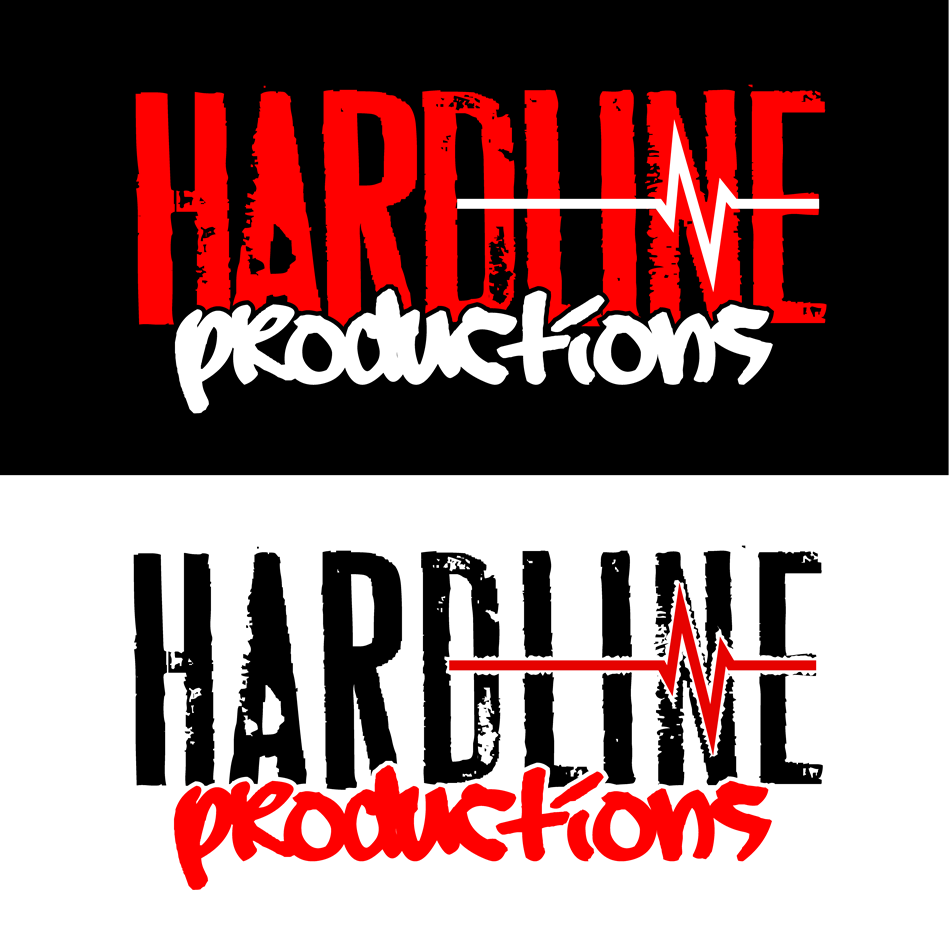Logo Design by xenowebdev - Entry No. 99 in the Logo Design Contest Hardline Productions.