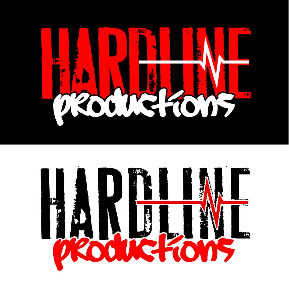 Logo Design by xenowebdev - Entry No. 99 in the Logo Design Contest Hardline Productions.
