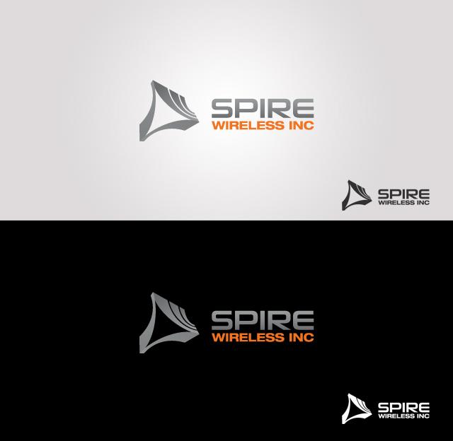 Logo Design by Private User - Entry No. 205 in the Logo Design Contest Logo Design for Spire Wireless Inc.