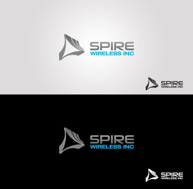 Logo Design by Private User - Entry No. 207 in the Logo Design Contest Logo Design for Spire Wireless Inc.