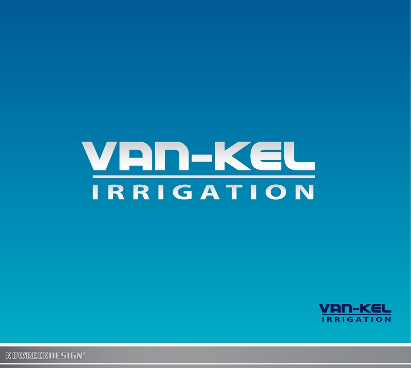 Logo Design by kowreck - Entry No. 117 in the Logo Design Contest Van-Kel Irrigation Logo Design.