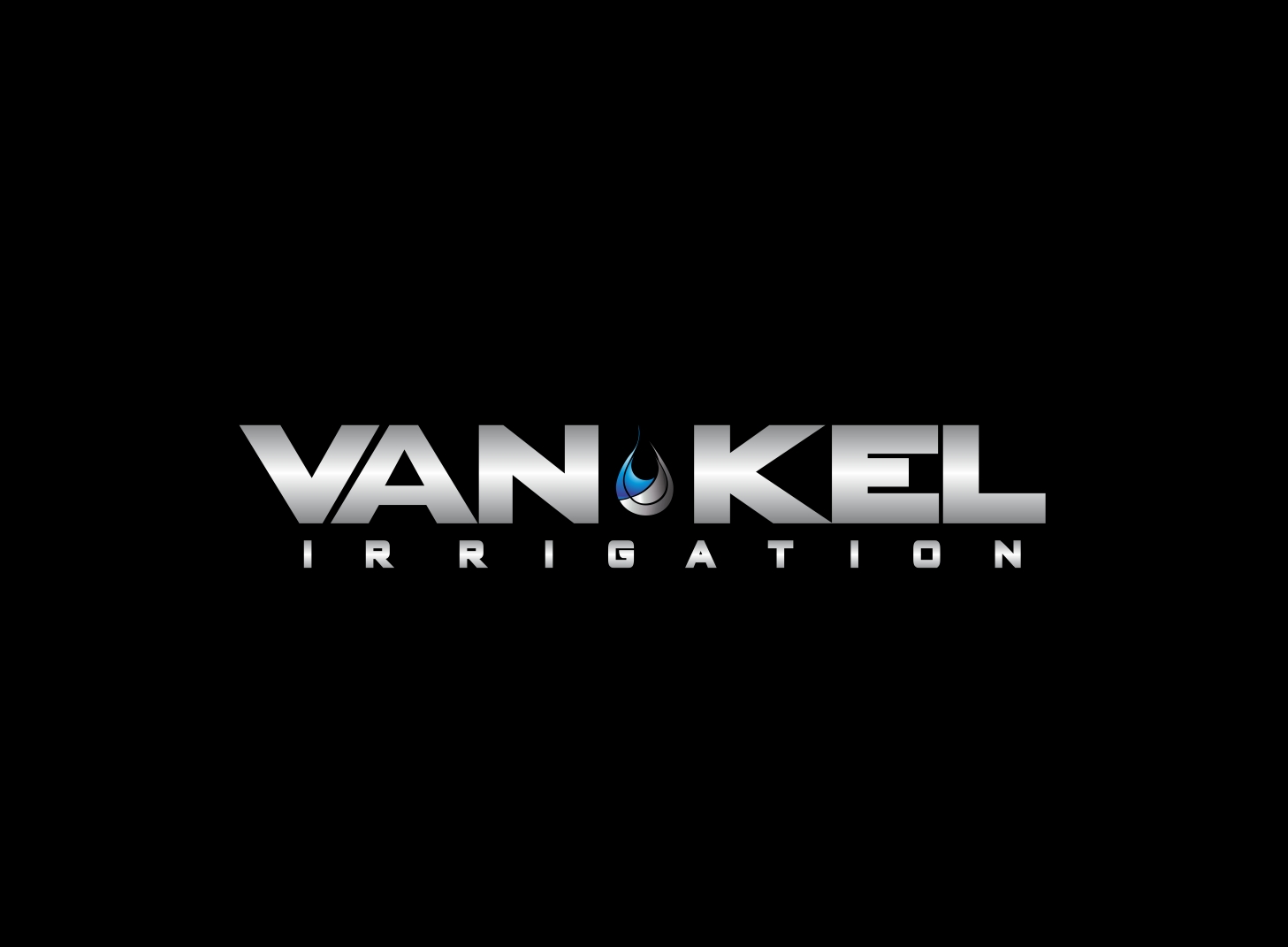 Logo Design by Zdravko Krulj - Entry No. 121 in the Logo Design Contest Van-Kel Irrigation Logo Design.