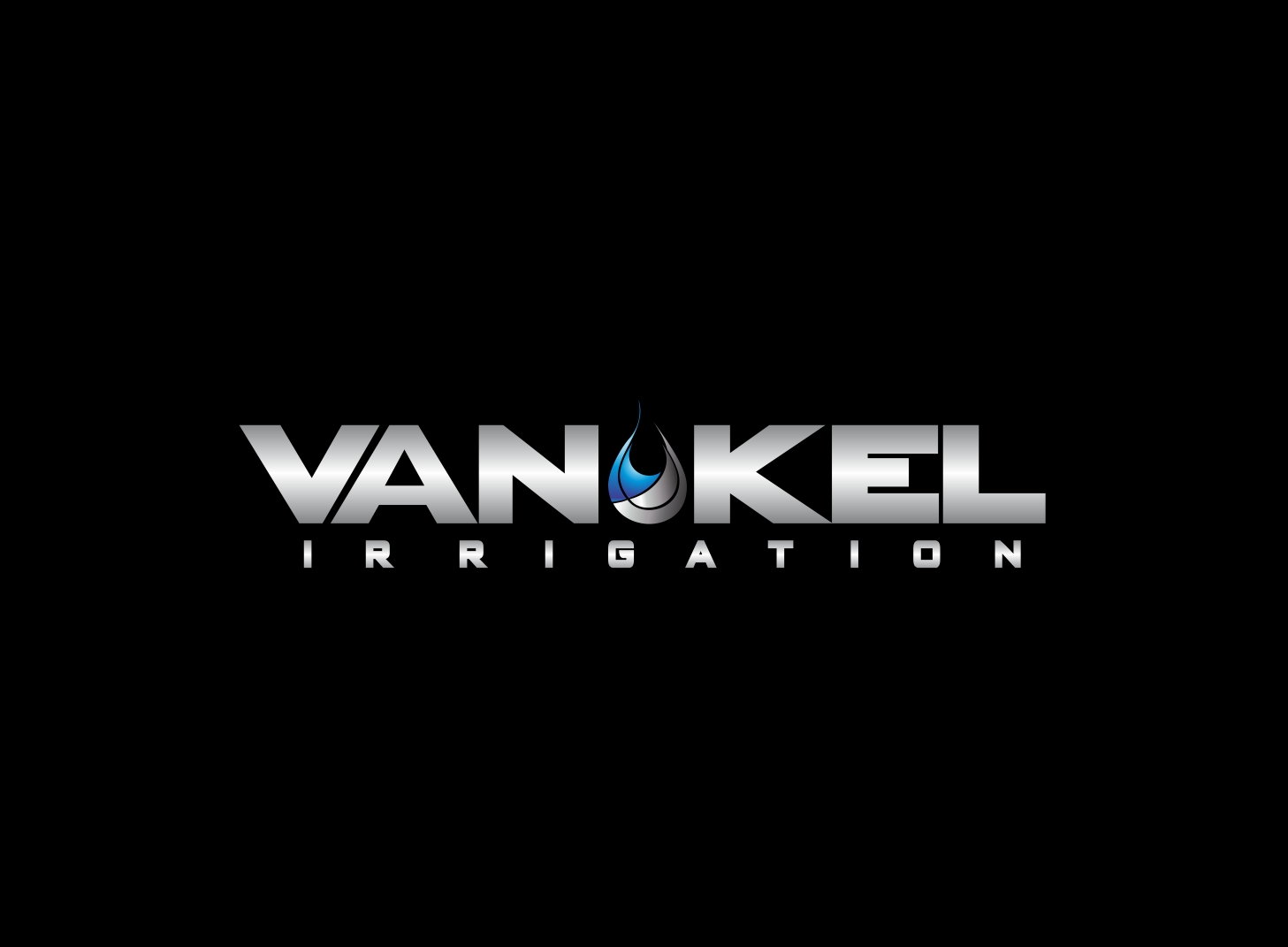 Logo Design by Zdravko Krulj - Entry No. 122 in the Logo Design Contest Van-Kel Irrigation Logo Design.
