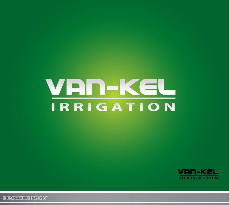 Logo Design by kowreck - Entry No. 129 in the Logo Design Contest Van-Kel Irrigation Logo Design.