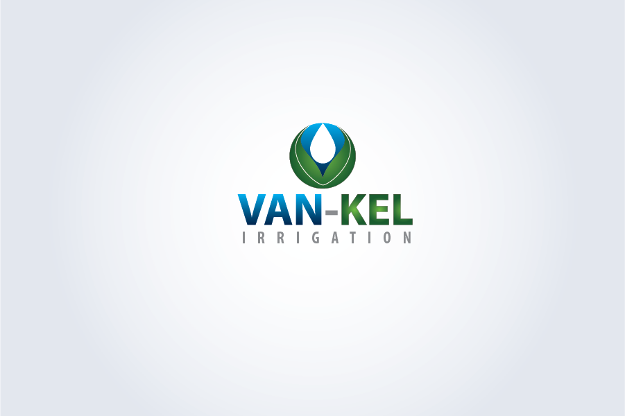 Logo Design by Muhammad Moinjaved - Entry No. 139 in the Logo Design Contest Van-Kel Irrigation Logo Design.