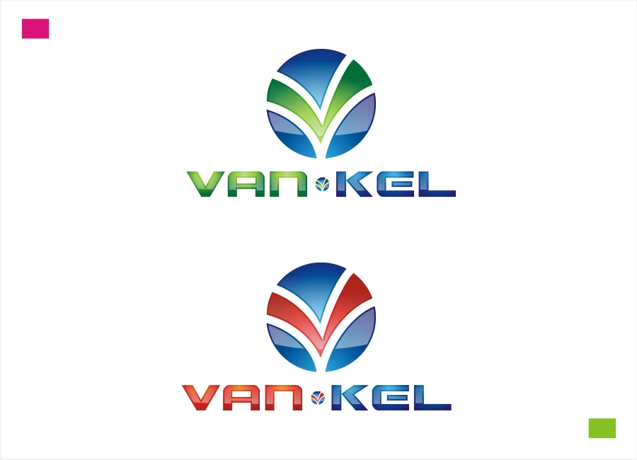 Logo Design by Private User - Entry No. 142 in the Logo Design Contest Van-Kel Irrigation Logo Design.