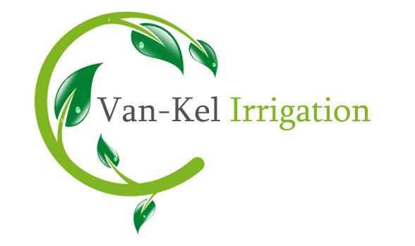 Logo Design by Crystal Desizns - Entry No. 144 in the Logo Design Contest Van-Kel Irrigation Logo Design.