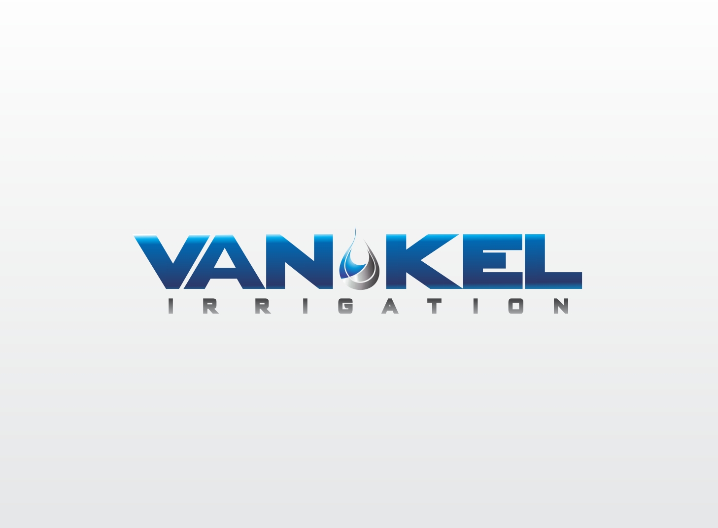 Logo Design by Zdravko Krulj - Entry No. 145 in the Logo Design Contest Van-Kel Irrigation Logo Design.