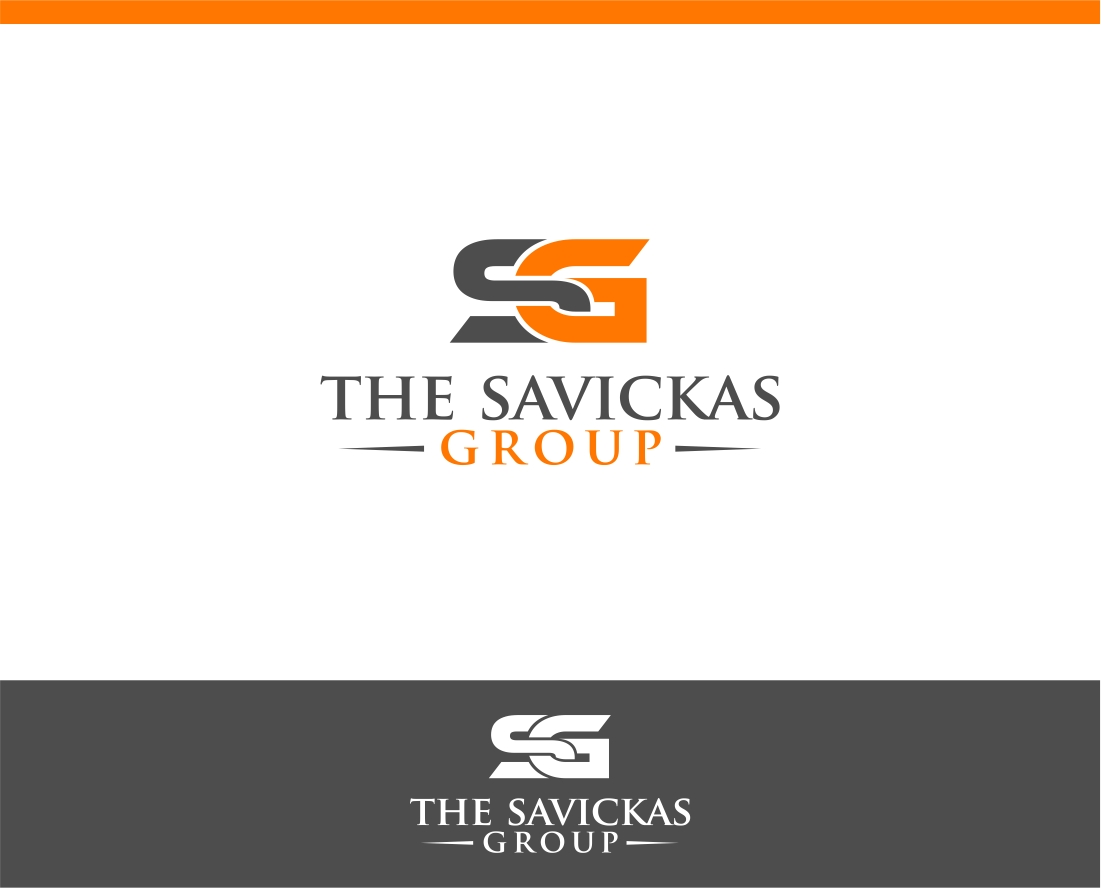 Logo Design by haidu - Entry No. 11 in the Logo Design Contest Logo Design Needed for Exciting New Company The Savickas Group.