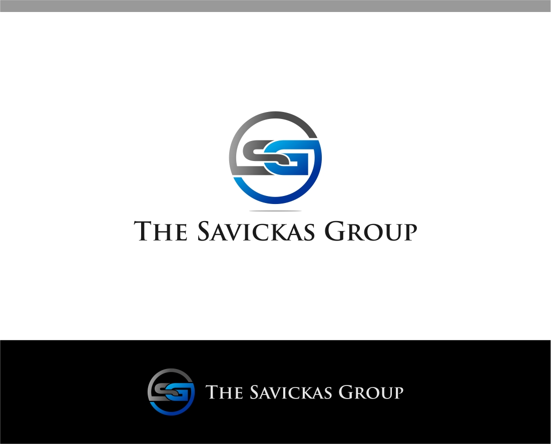 Logo Design by haidu - Entry No. 12 in the Logo Design Contest Logo Design Needed for Exciting New Company The Savickas Group.