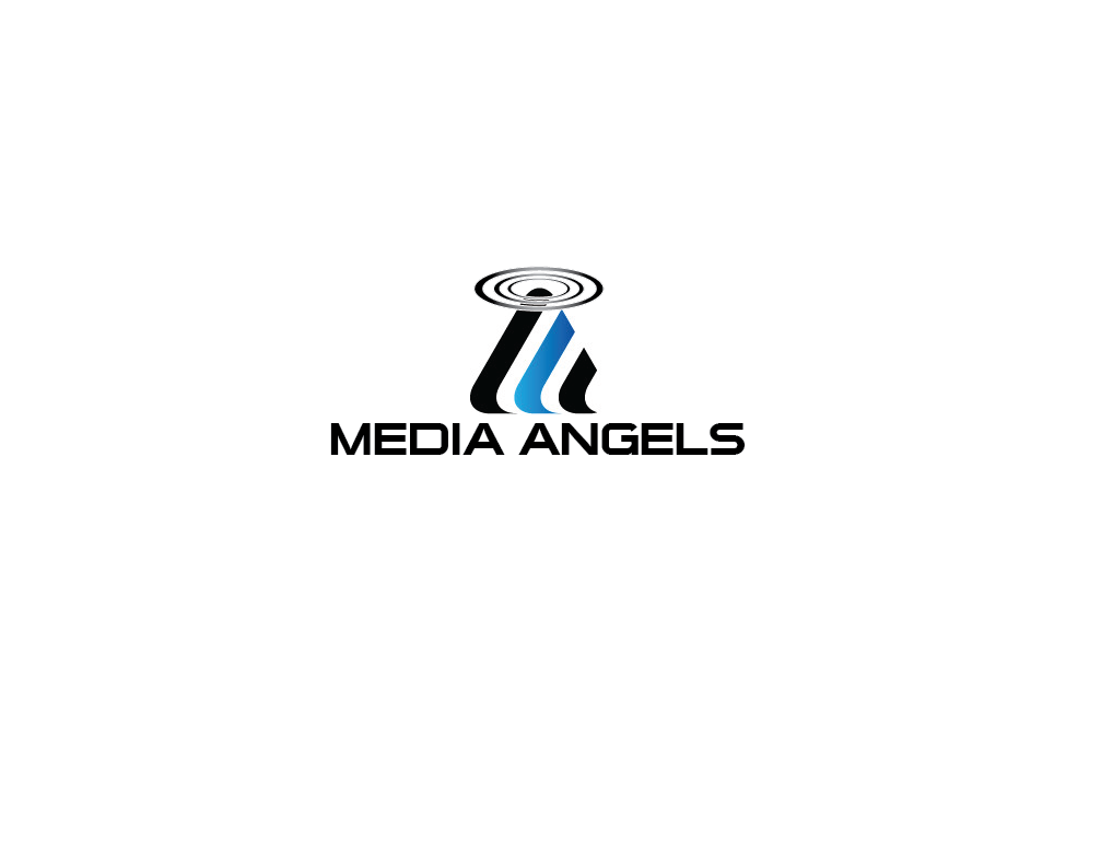 Logo Design by Private User - Entry No. 162 in the Logo Design Contest New Logo Design for Media Angels.