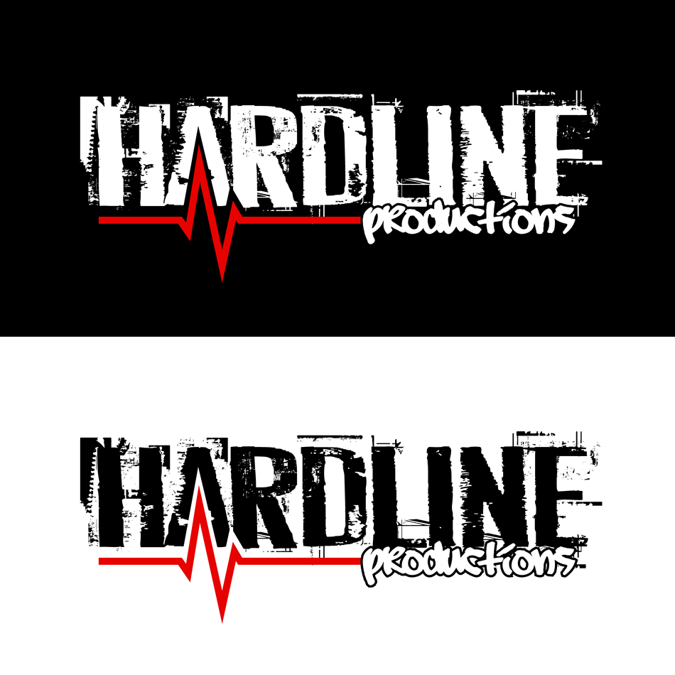 Logo Design by xenowebdev - Entry No. 103 in the Logo Design Contest Hardline Productions.