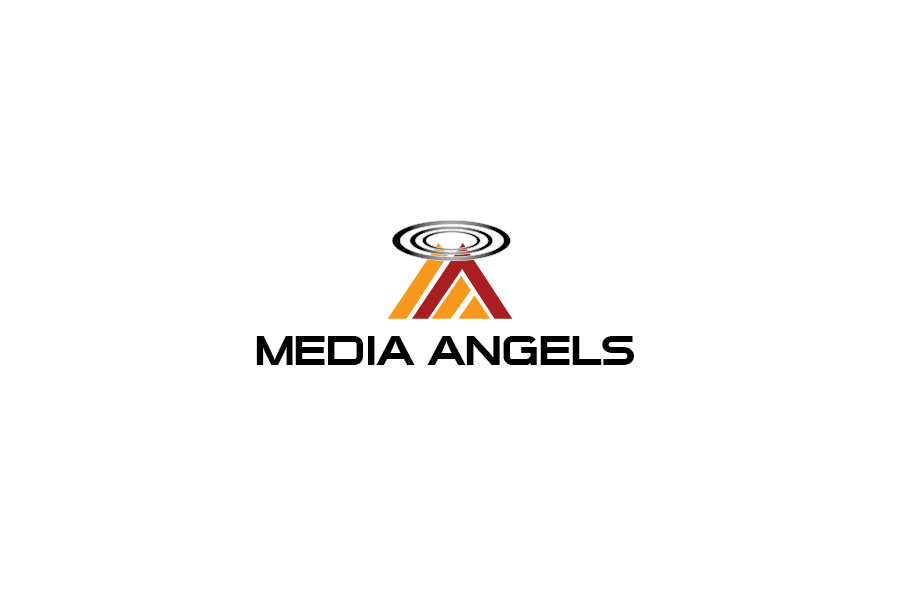Logo Design by Private User - Entry No. 163 in the Logo Design Contest New Logo Design for Media Angels.