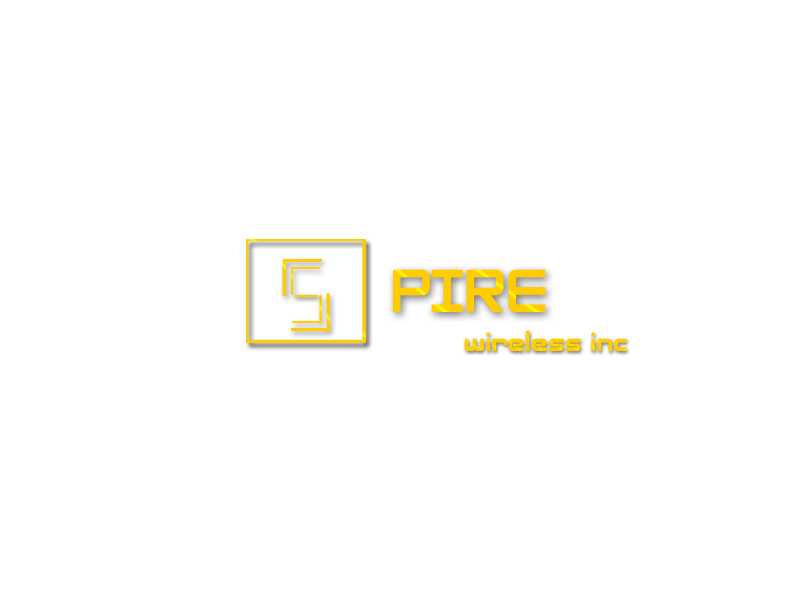 Logo Design by Piyush Rastogi - Entry No. 229 in the Logo Design Contest Logo Design for Spire Wireless Inc.