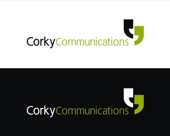 Logo Design by key - Entry No. 110 in the Logo Design Contest Corky Communications.