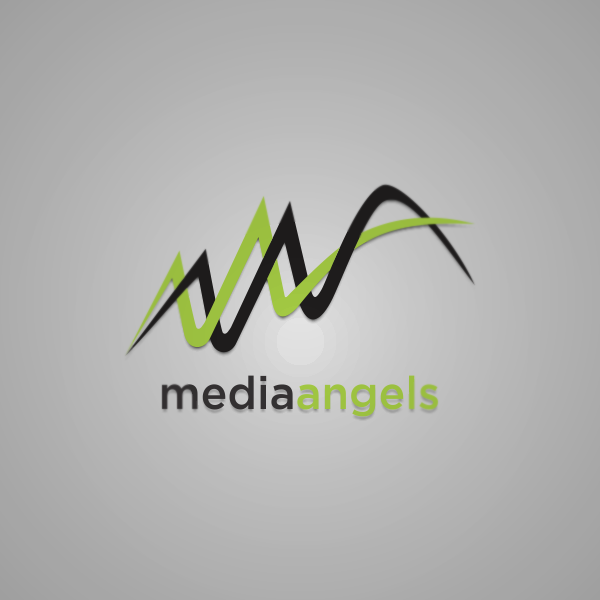 Logo Design by Private User - Entry No. 181 in the Logo Design Contest New Logo Design for Media Angels.