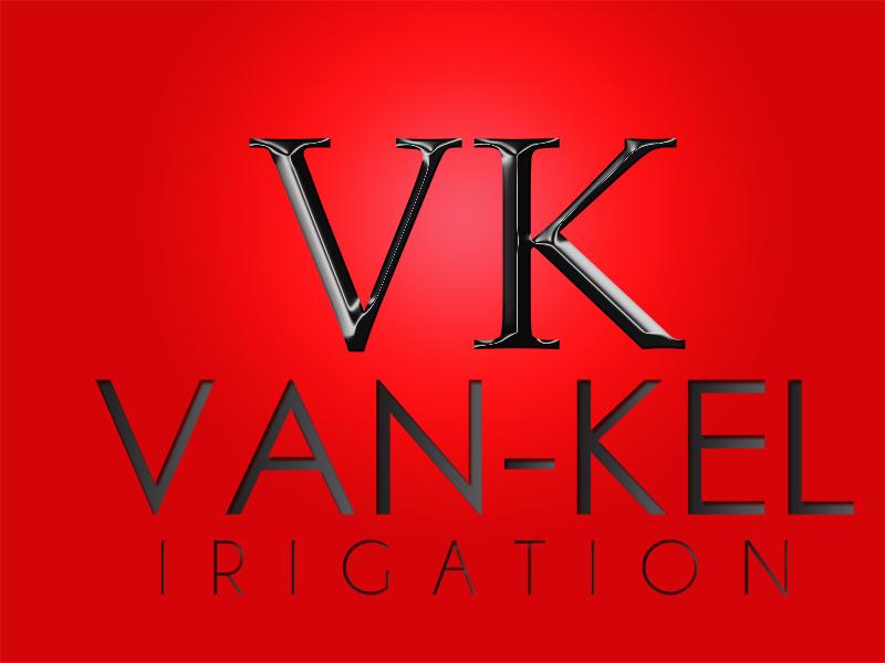 Logo Design by Mythos Designs - Entry No. 153 in the Logo Design Contest Van-Kel Irrigation Logo Design.