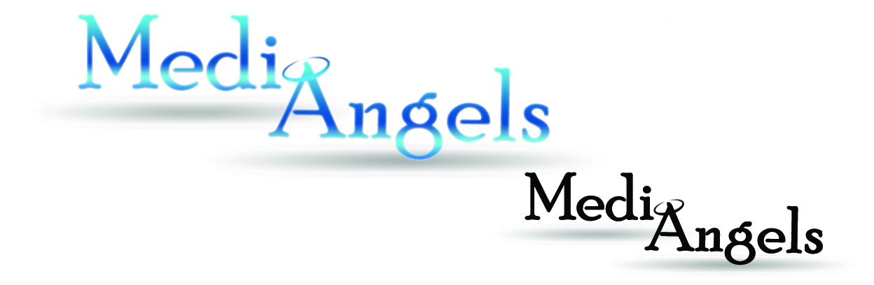 Logo Design by Uroob Rubbani - Entry No. 184 in the Logo Design Contest New Logo Design for Media Angels.