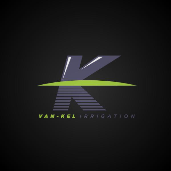 Logo Design by Private User - Entry No. 157 in the Logo Design Contest Van-Kel Irrigation Logo Design.