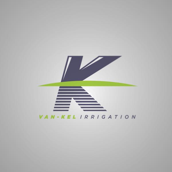 Logo Design by Private User - Entry No. 158 in the Logo Design Contest Van-Kel Irrigation Logo Design.