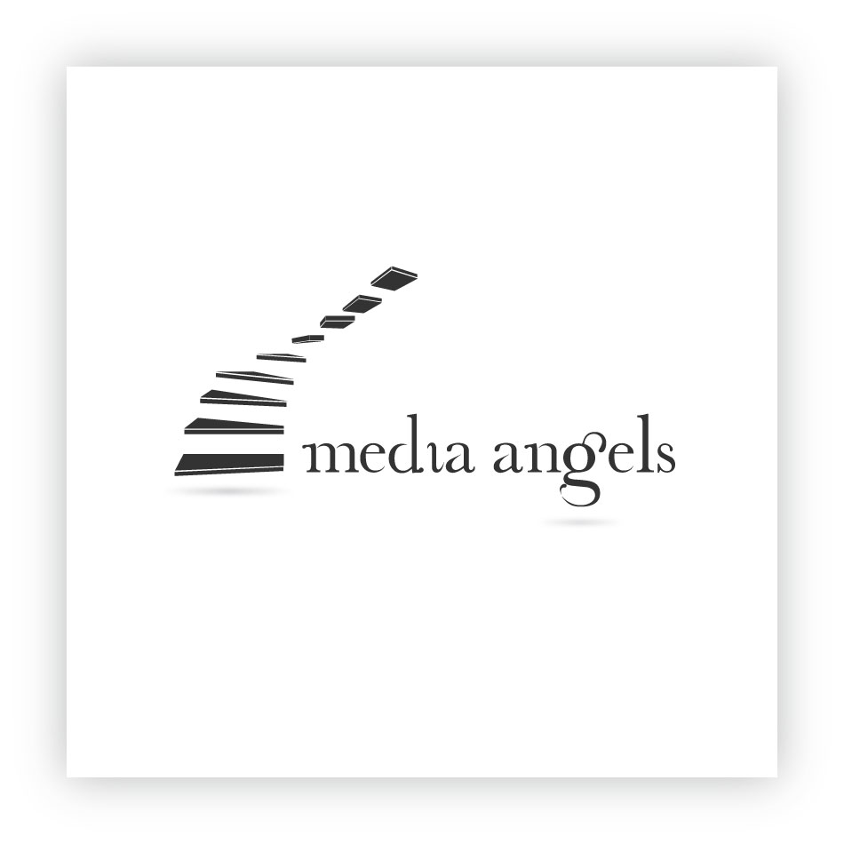 Logo Design by trav - Entry No. 191 in the Logo Design Contest New Logo Design for Media Angels.