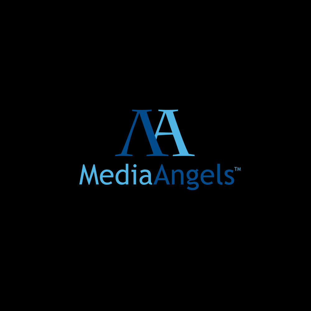 Logo Design by omARTist - Entry No. 197 in the Logo Design Contest New Logo Design for Media Angels.