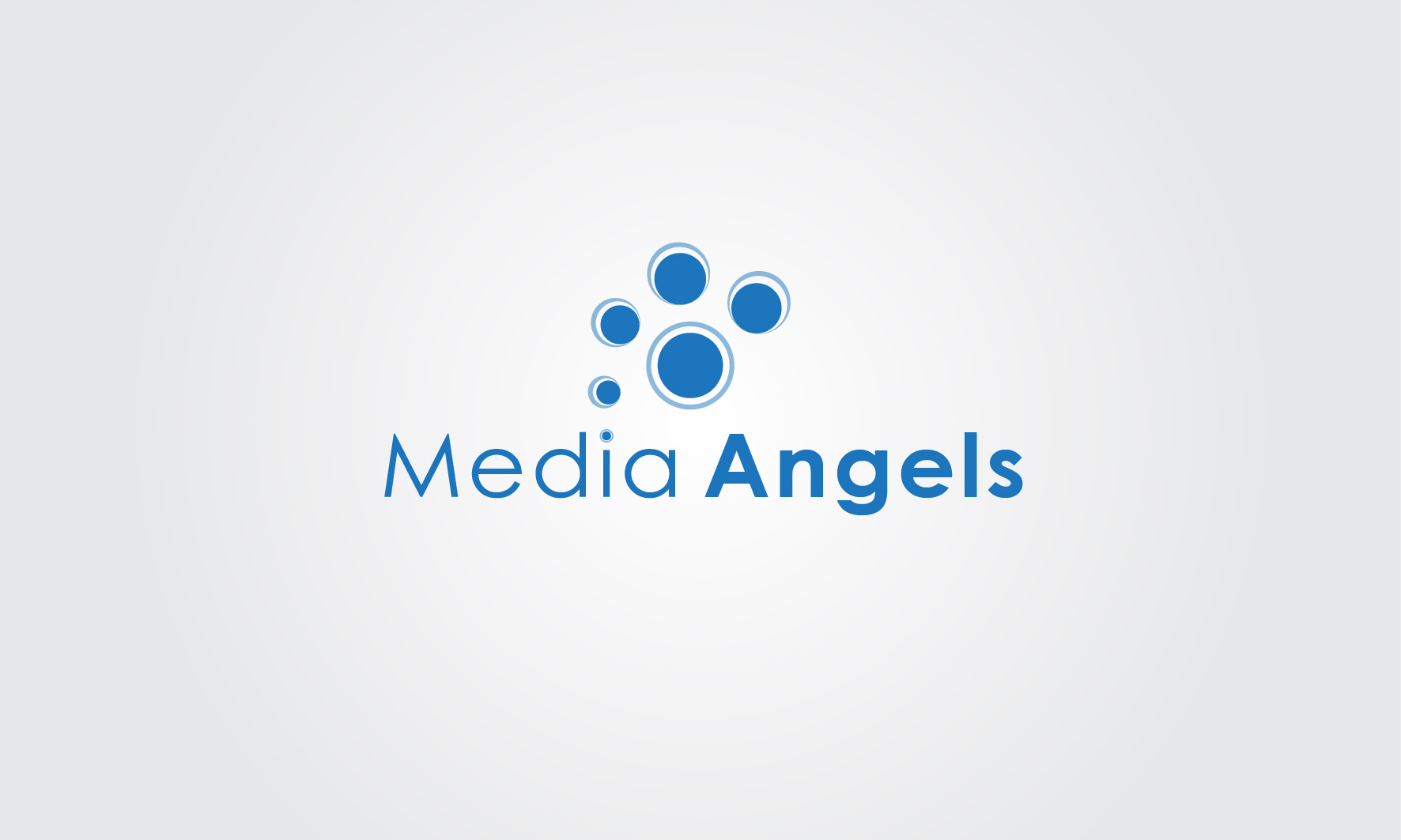 Logo Design by 3draw - Entry No. 198 in the Logo Design Contest New Logo Design for Media Angels.