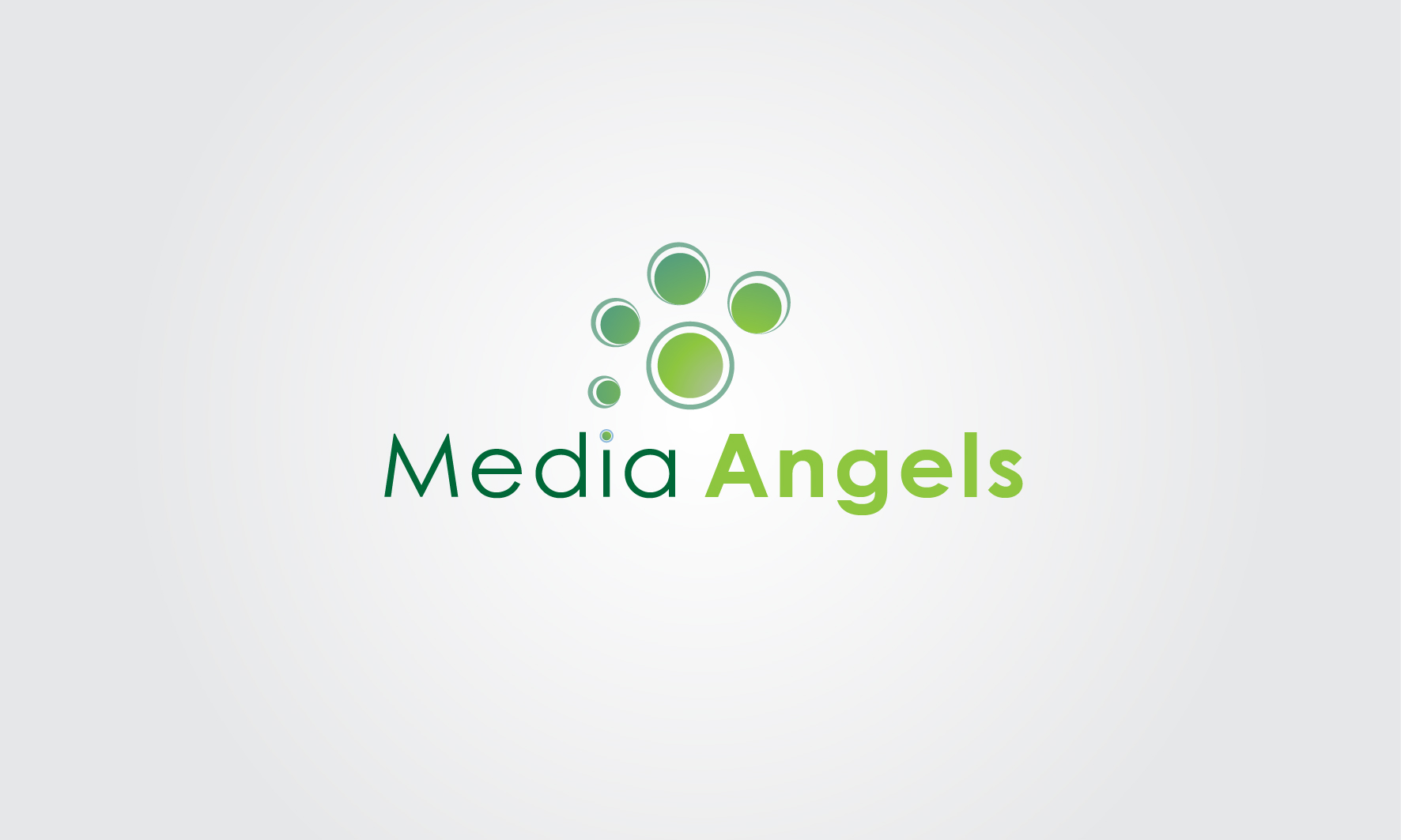 Logo Design by 3draw - Entry No. 199 in the Logo Design Contest New Logo Design for Media Angels.