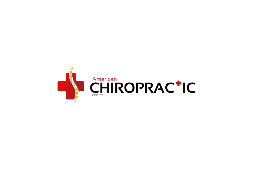 Logo Design by Mitchnick Sunardi - Entry No. 53 in the Logo Design Contest Logo Design for American Chiropractic Center.