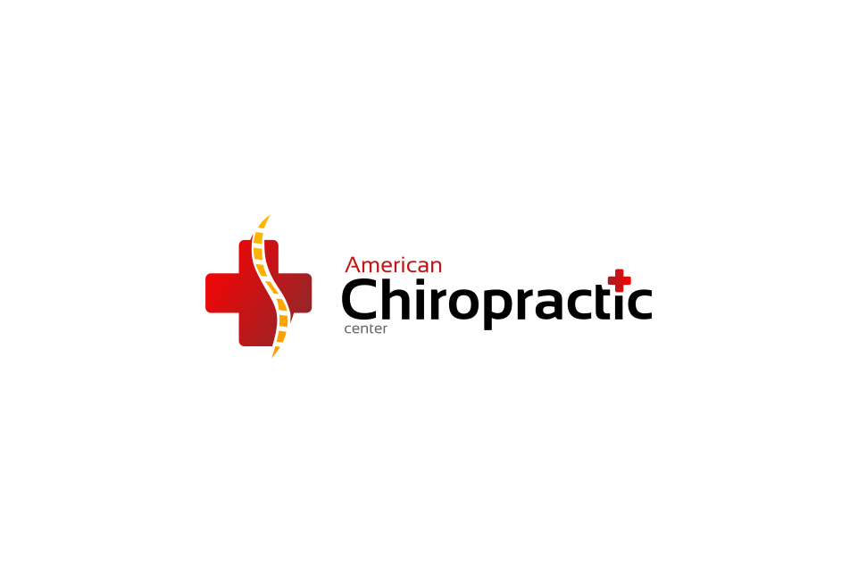 Logo Design by Mitchnick Sunardi - Entry No. 54 in the Logo Design Contest Logo Design for American Chiropractic Center.